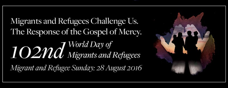102nd World Day of Migrants and Refugees