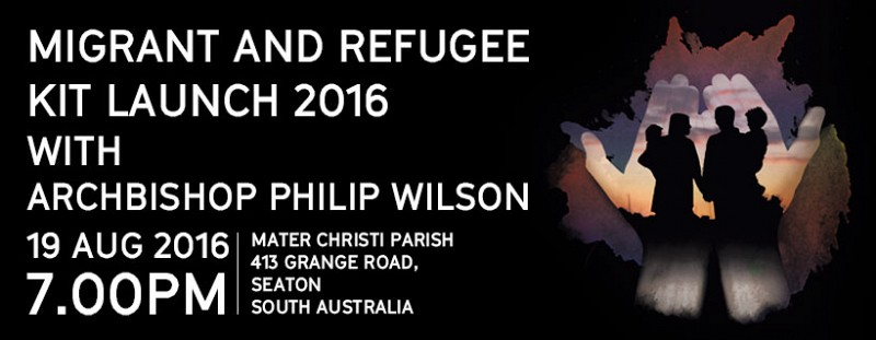 Migrant and Refugee Kit Launch 2016