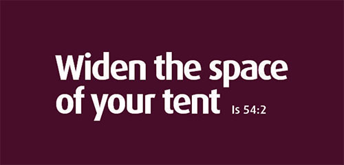 2007 widened the space of your tent