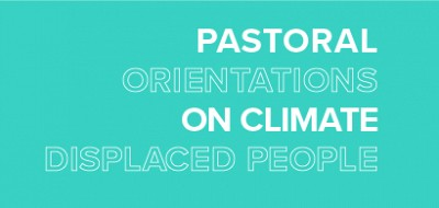 Pastoral Orientations on Climate Displaced People